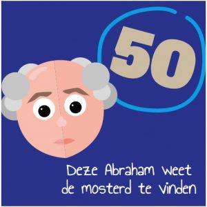 Abraham blauw